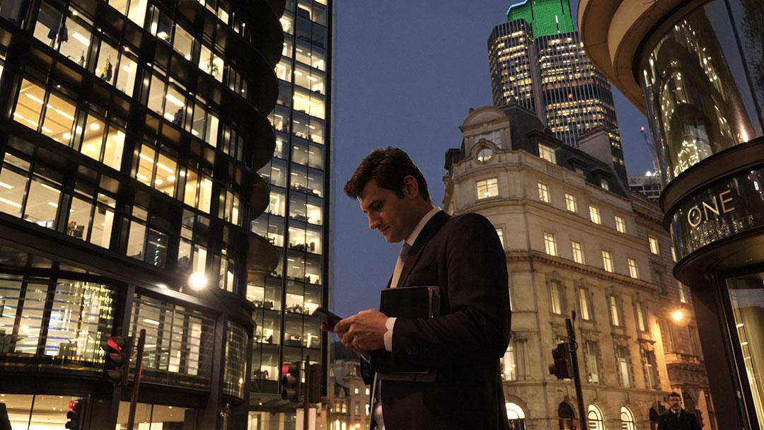 Leonardo-banker-London-City